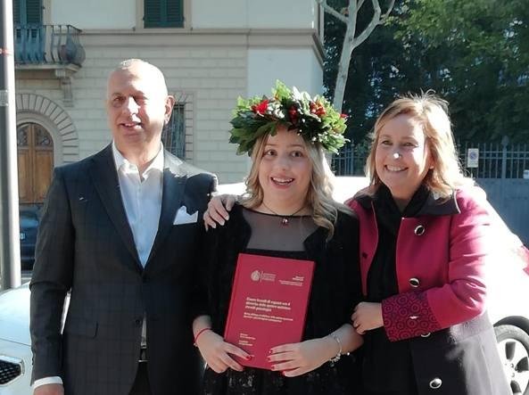 Giorgia, cieca ma felice: «Diventerò psicologa per far star bene gli altri»