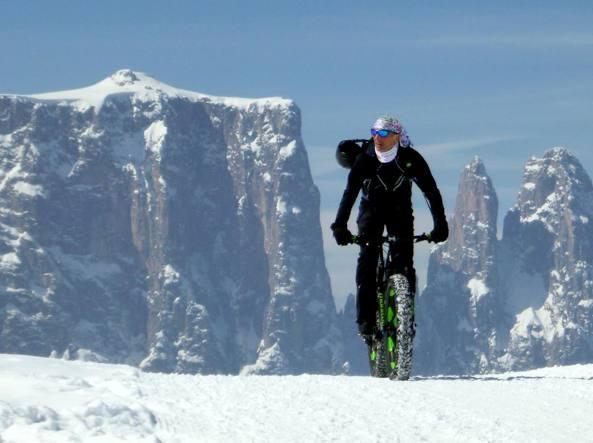 Bici Grasse E Pedalare In Alaska E Fino Al Sahara Per Ciclisti