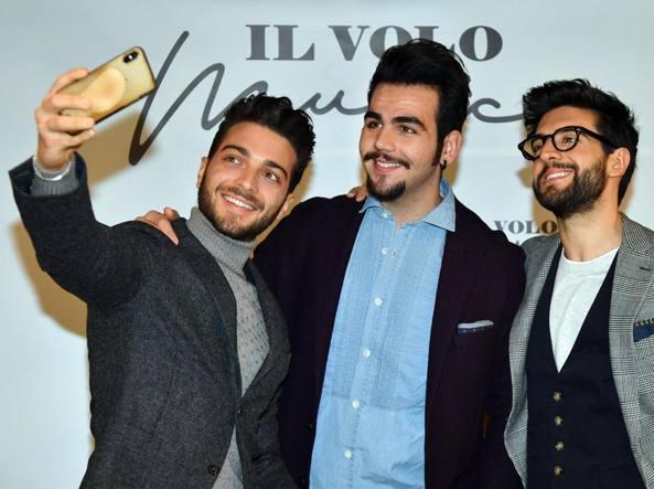 Sanremo 2019, Il Volo: «A Sanremo le nostri voci diventeranno pop ...