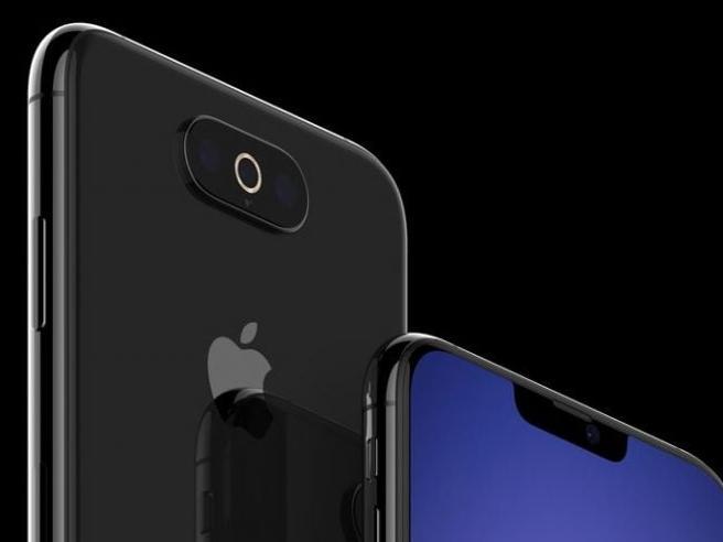 Apple, che novità sui nuovi iPhone? Tripla fotocamera, laser scanner 3D e porta Usb-C