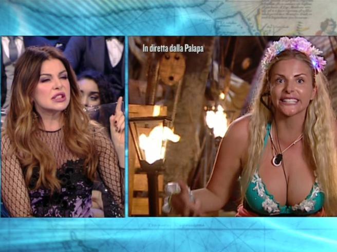 Isola dei Famosi 2019, Francesca Cipriani attacca Marina La Rosa: «Sei una strega» - Il meglio e il peggio della terza puntata