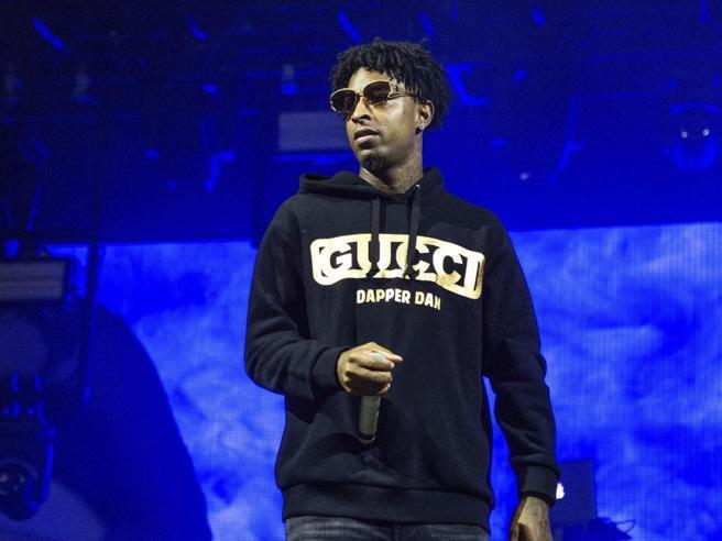 Il rapper 21 Savage arrestato negli Usa: visto scaduto, rischia espulsione