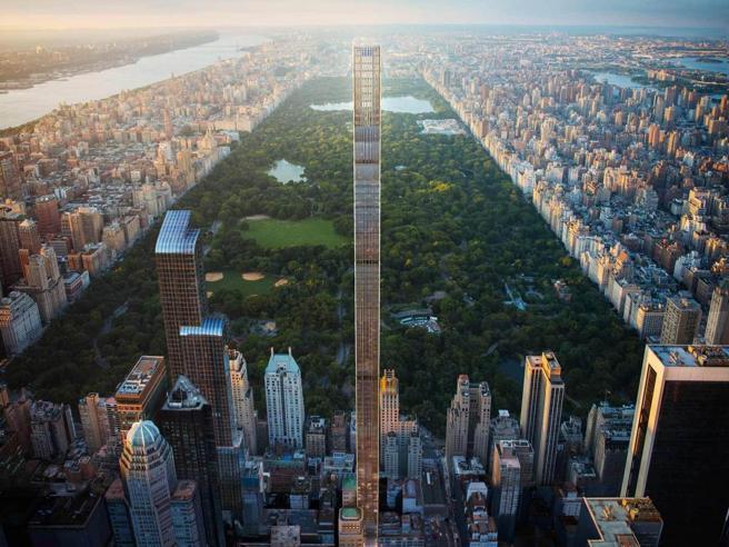 I nuovi grattacieli «a matita» di New York: colpa della Brexit Foto