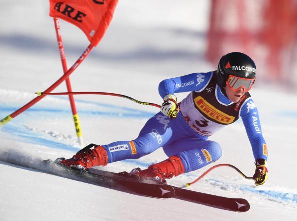 3ae9f69407 Mondiali, Sofia Goggia d'argento in SuperG - Corriere.it