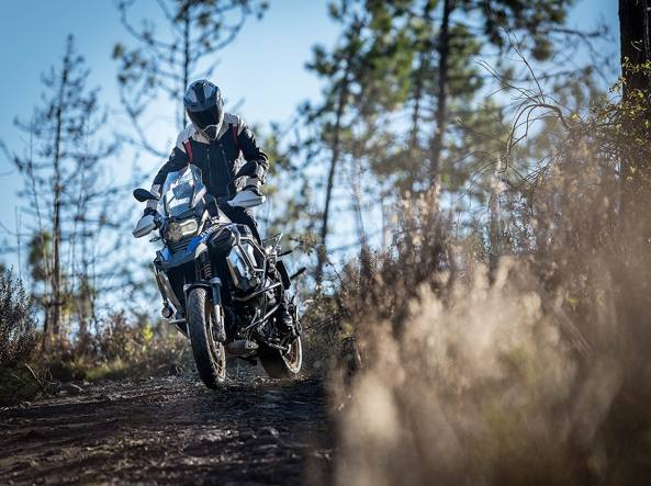 Bmw R 1250 GS Adventure: la prova