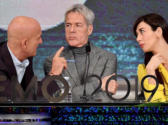Sanremo 2019, la diretta della terza serata. Le emozioni arrivano dal passato