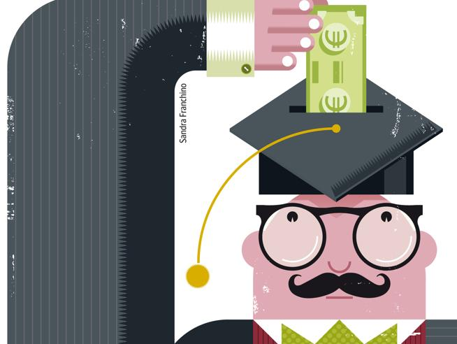 Meglio il riscatto della laurea o un fondo pensione? Fate i vostri conti|VideoL'Economia oggi gratis in edicola