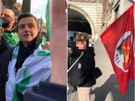 Il figlio di Calenda con la bandiera del Pci. L'ex ministro: «Cambierà idea»