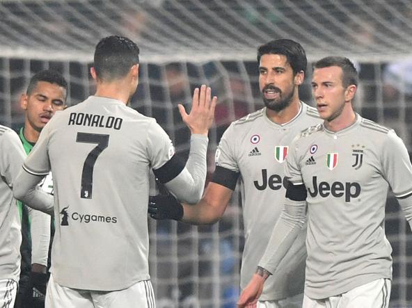 Sassuolo-Juventus 0-3  Khedira ab0e13e25de95