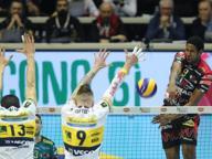 Volley, Perugia-Civitanova è la finale di Coppa Italia: Modena e Treno k.o.