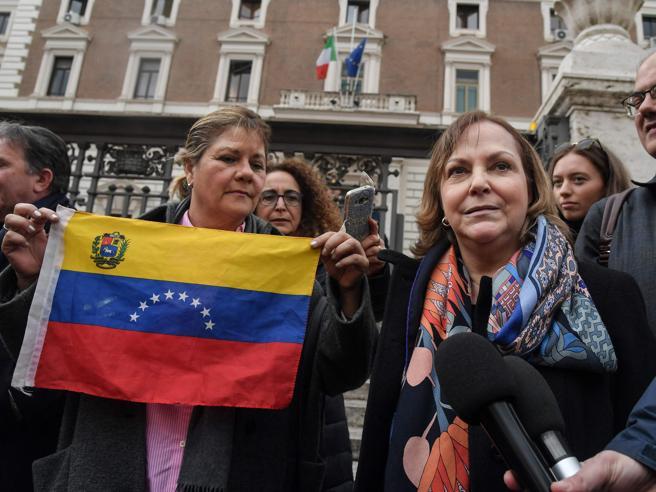 Venezuela |  Guaidó manda i suoi rappresentanti a Roma |  «Ora sosteneteci»