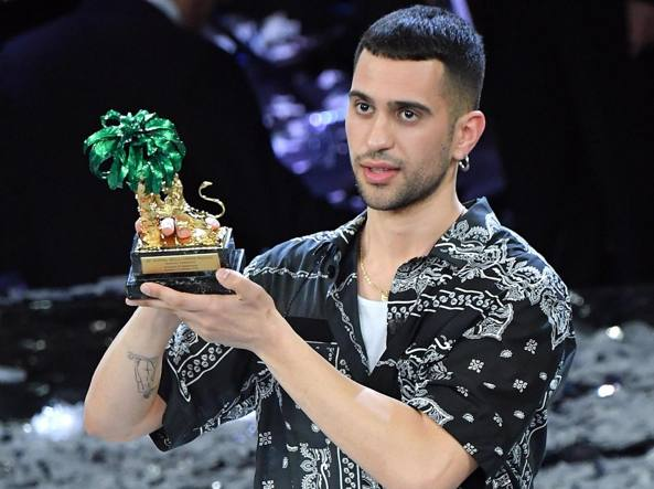 Lo stupore di Mahmood: «Ma quali differenze: io sono totalmente italiano e per me è tutto normale»