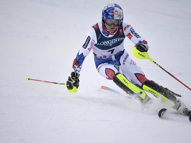 Mondiali di sci: a Pinturault l'oro in combinata uomini, quarto Tonetti