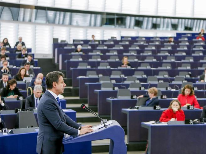 Conte, il premier «incassatore»: non rappresento le lobbyI leader Ue: «Burattino»
