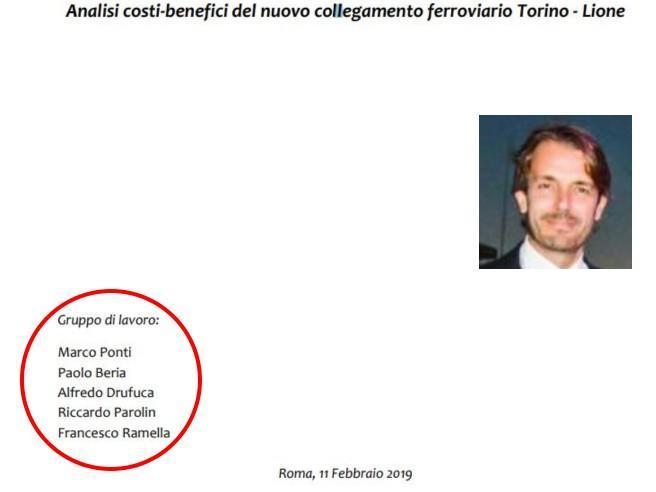 Chi è Pierluigi Coppola, l'ingegnere  che non ha firmato il documento sulla Tav