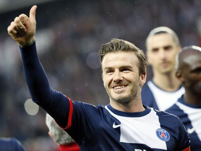 I Los Angeles Galaxy omaggiano David Beckham: avrà la sua statua fuori dallo stadio