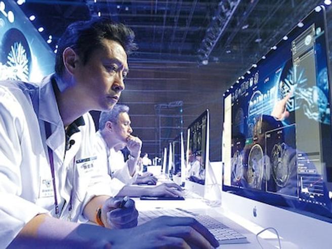 Il pediatra robot nato dalla collaborazione tra Cina e Usa