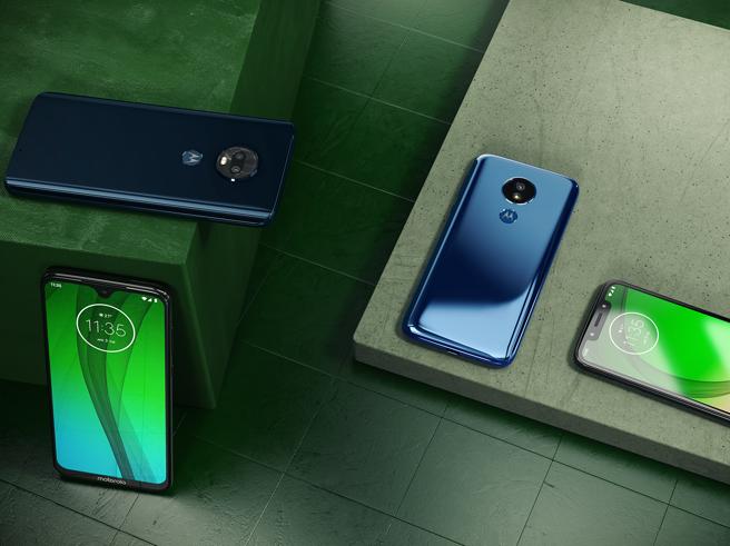Motorola svela il nuovo G7, quattro modelli per ogni esigenza (ma il Plus batte tutti)
