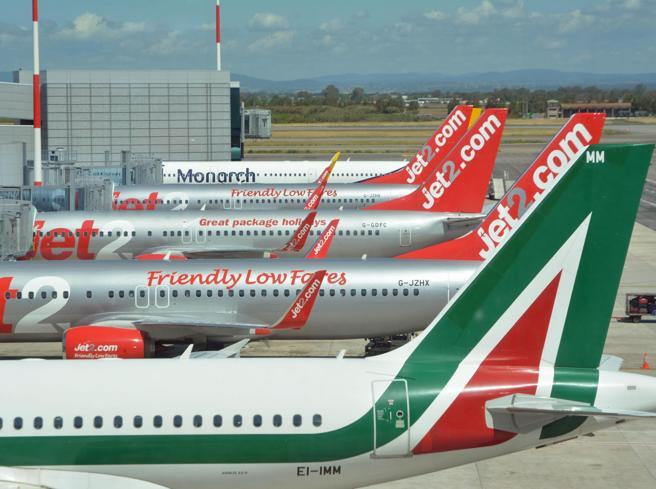 Alitalia, Delta-easyJet in «trattative avanzate» per il salvataggio della compagnia