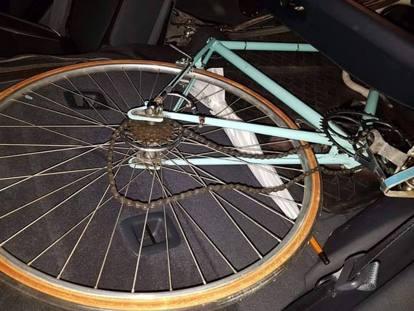 Fausto Coppi Ritrovata La Bicicletta Rubata A Venezia Il Ladro L