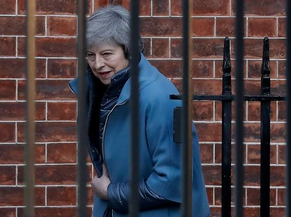 Londra il parlamento umilia may cresce la possibilit di for Parlamento ieri