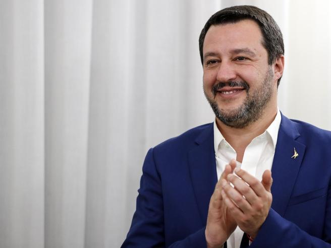 Salvini e la Tav: «Ho letto l'analisi, non mi ha convinto»Il contro-dossier di Coppola: valore positivo di 400 milioni