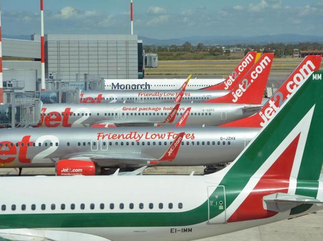 Alitalia, allo Stato oltre il 50%. Avanti con Delta-easyJet