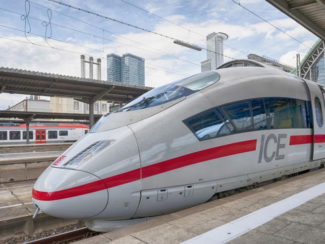 Francoforte, evacuato treno dell'alta velocità: trovata una pistola a bordo
