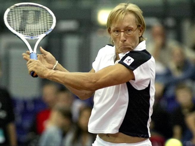 Navratilova critica le atlete trans: «La competizione così non è equa»