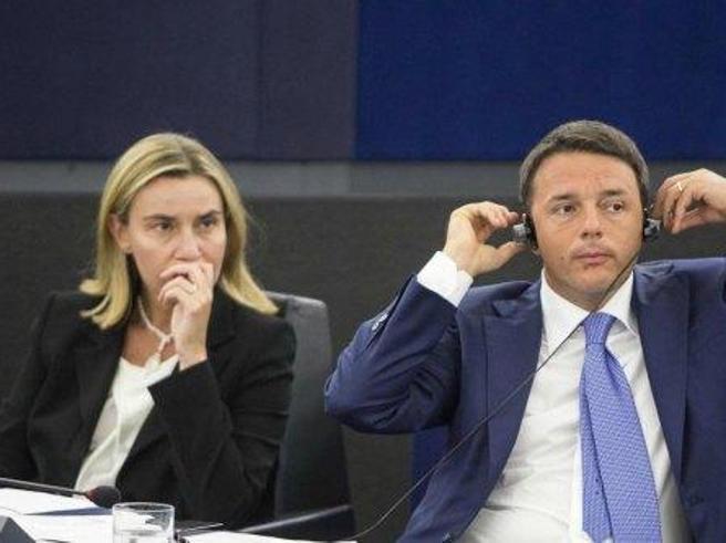 Renzi «pentito» della scelta Mogherini (ma il suo passo falso fu il no a Letta)