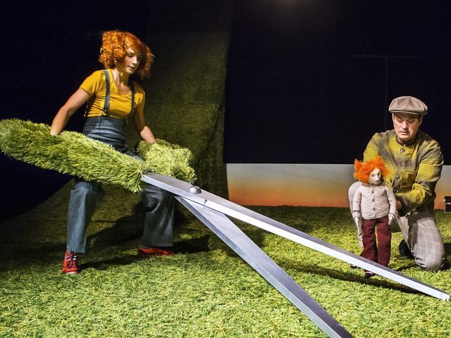 Visioni di futuro in scena a BolognaQuante sorprese  nascoste nel prato