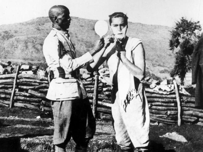 Curzio Malaparte l'africanoI reportage dall'Etiopia