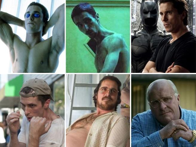 Christian Bale camaleonte da Oscar:ho imparato tutto da mia madre clown