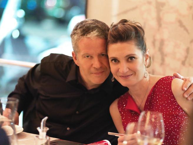 Alessandra, moglie di Knam: «Tra me ed Ernst la vera tedesca sono io»