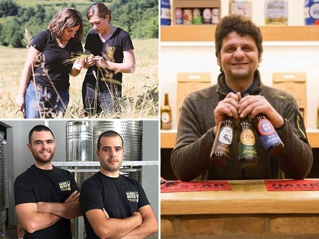 Passione, qualità e territorioLa generazione dei birrai d'Italia