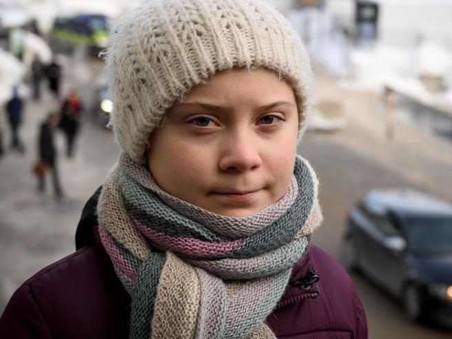 A Bruxelles tocca a Greta, la 15enne che sciopera per il clima