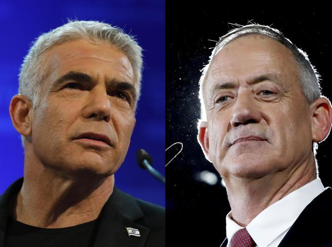 L'ex giornalista e l'ex generale alleati per battere Netanyahu