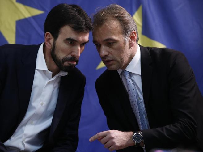 Caos Pd, l'audio di Richetti: «Martina può andare a c...»E Boschi: «Voterò Giachetti»