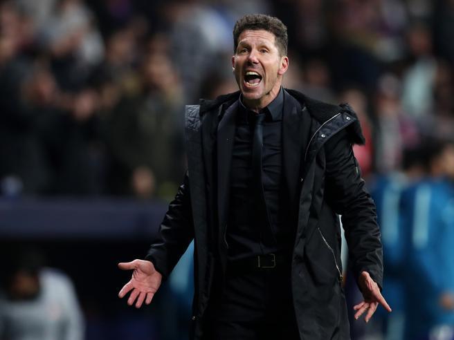 Atletico Madrid-Juventus 2-0, la partita senza freni di Simeone