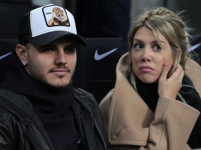 Wanda Nara e il tweet che adombra il divorzio dall'Inter: «Allontanati quando non ti danno valore»