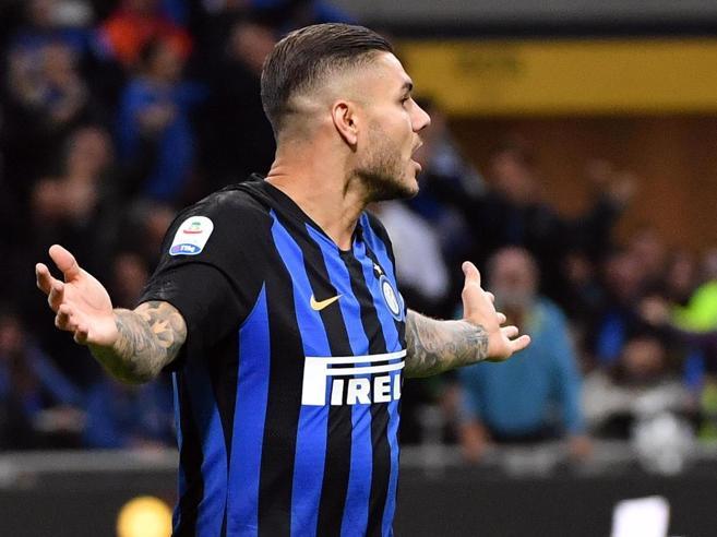 Prova di forza Inter, Icardi tiene duroIl bomber  non fa pace e rimane fuori