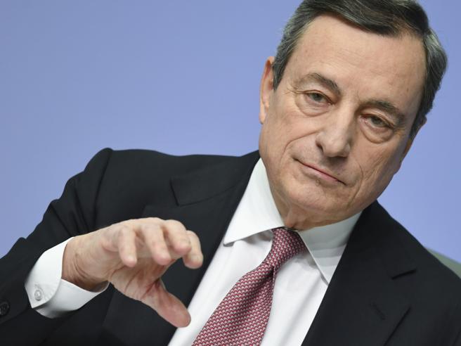 Draghi difende l'Europa: «Uscire dall'Unione  non dà maggiore sovranità» Live