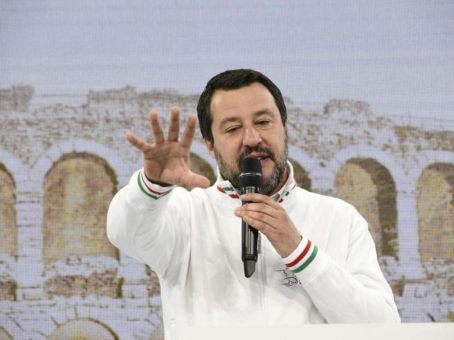 Sparò al ladro ma non fu legittima difesa, la visita di Salvini: «Persona perbene»