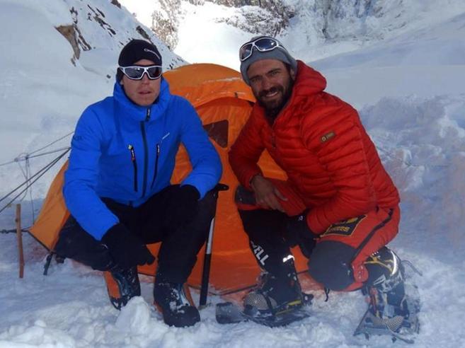 Alpinisti dispersi, rimandato salvataggio con i super droniL'ultimo video di Daniele Nardi