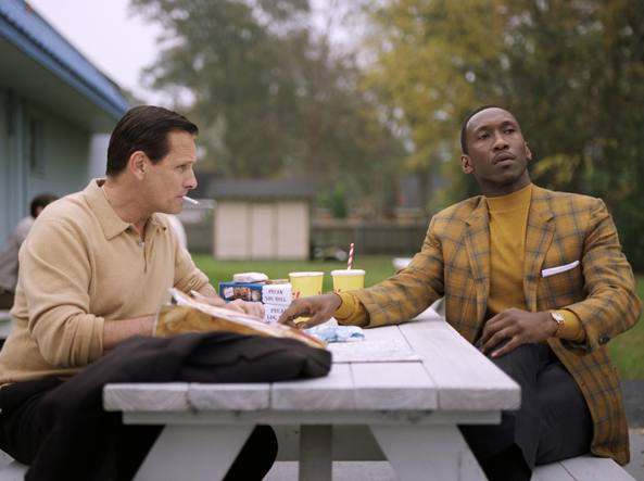 Una scena di «Green Book» (Ap)