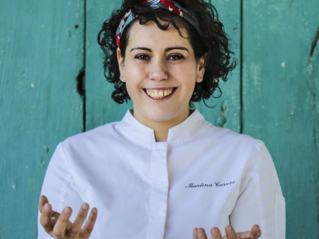 Martina Caruso premiata come miglior chef donna Michelin 2019