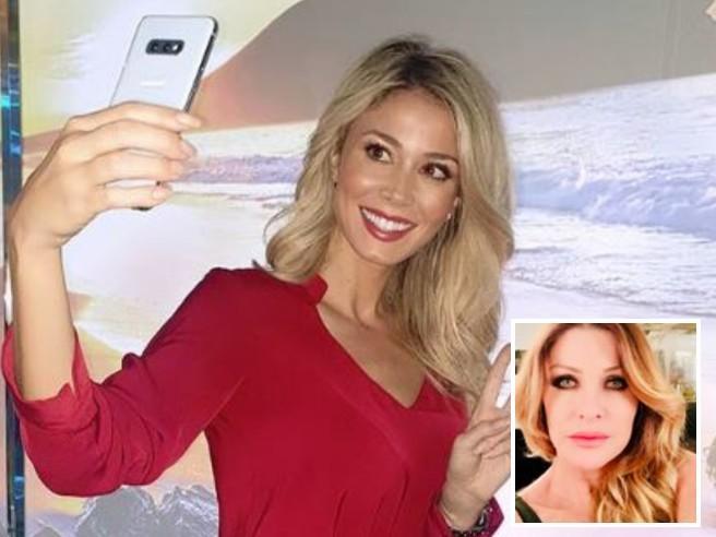 Paola Ferrari: «Diletta Leotta? Bella e brava, ma sono contro la chirurgia estetica alla sua età»