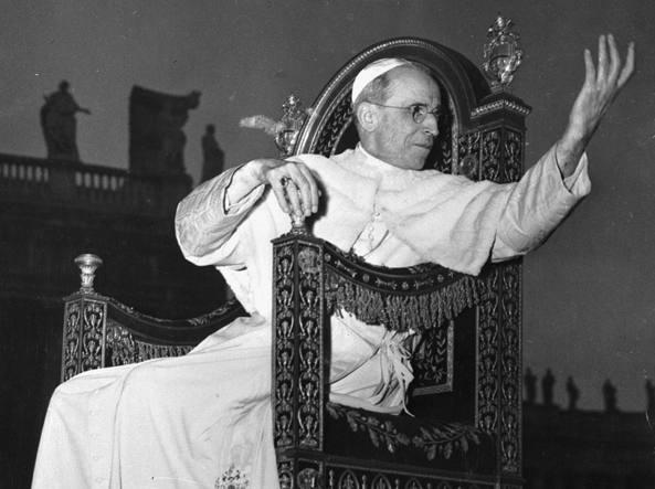 Papa Pio XII (Ansa)