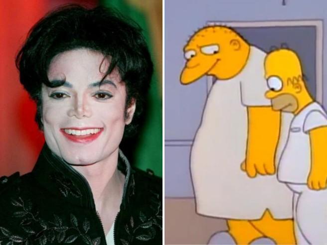 Simpson, rimosso l'episodio doppiato da Michael Jackson (per le accuse di presunta pedofilia)