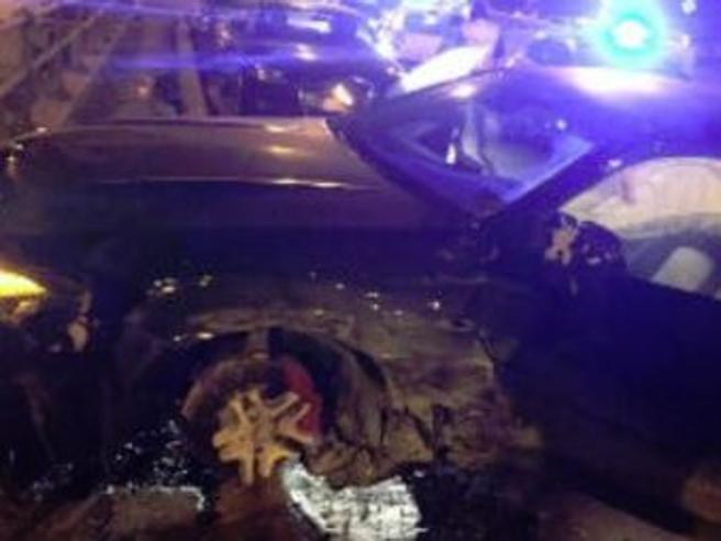 Defrel ubriaco si schianta in auto: patente ritirata. Samp: «Nessun inseguimento»